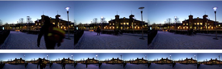 Responsive Urban Lighting
